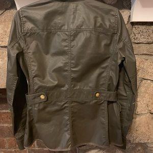 J.Crew Field Jacket (dark green)